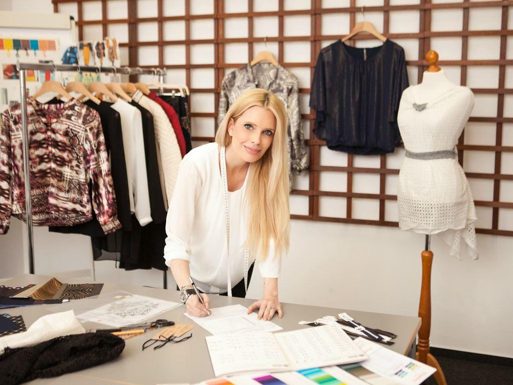 Mirja du Mont, Designerin