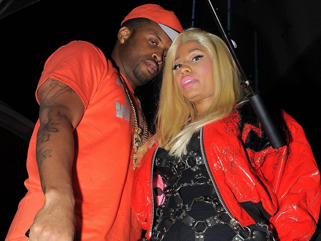 Nicki Minaj und Safaree Samuels