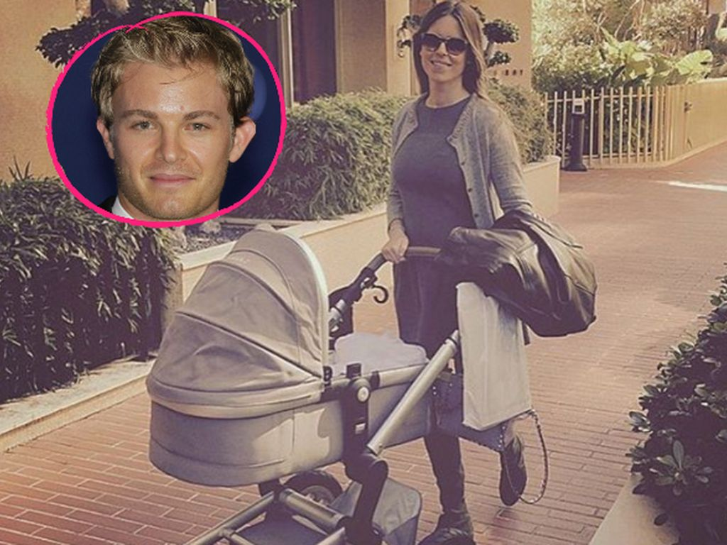 Nico Rosberg und seine Mädels