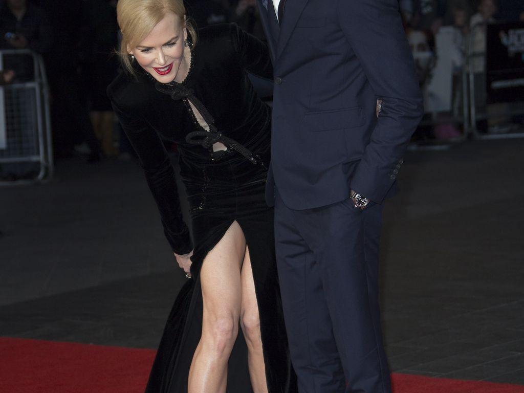 Nicole Kidman und Dev Patel