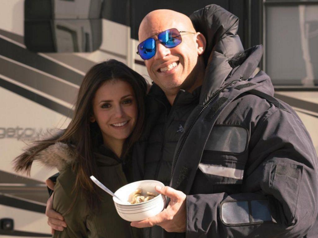 Nina Dobrev und Vin Diesel