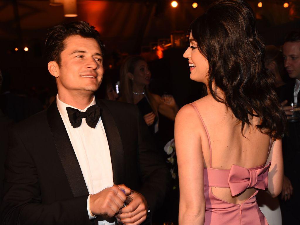 Orlando Bloom und Katy Perry bei der Netflix Golden Globes Party in Beverly Hills