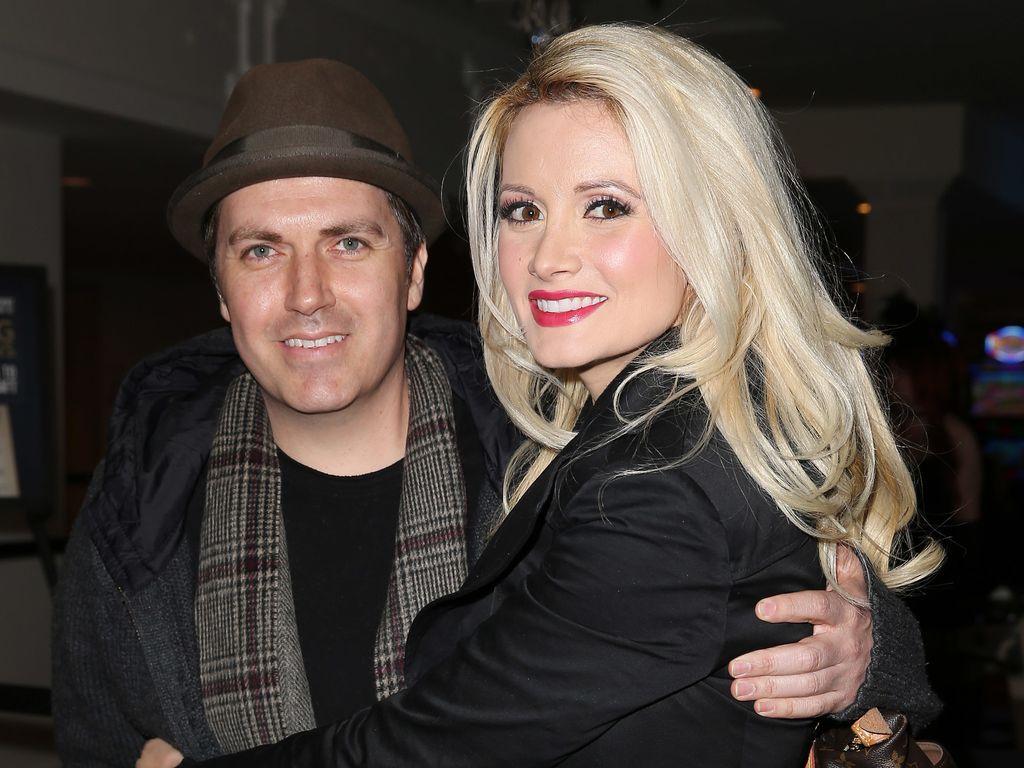 Holly Madison und Pasquale Rotella