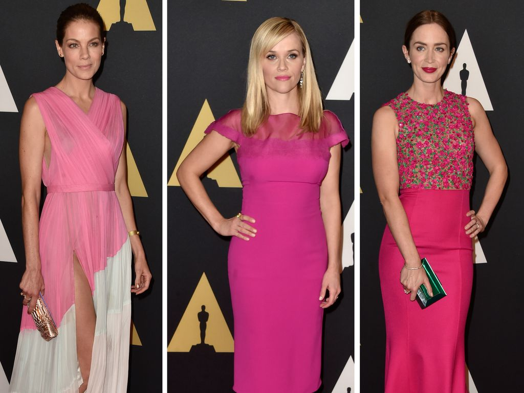 Emily Blunt, Reese Witherspoon und Michelle Monaghan