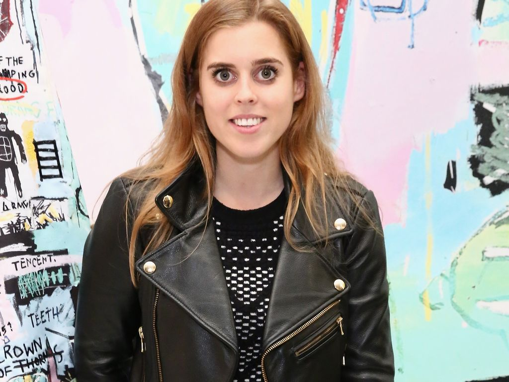 Prinzessin Beatrice bei einer Lauch-Party in New York
