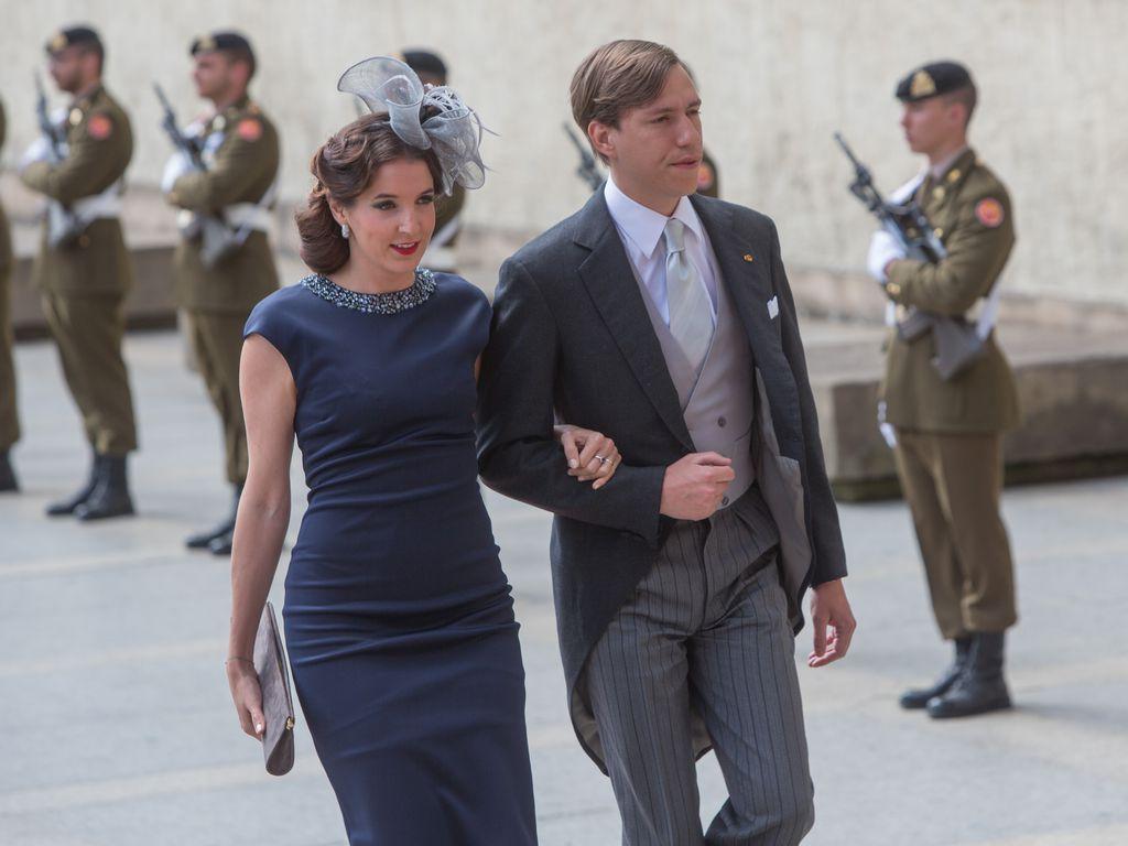 Luxemburger Prinz Louis und Prinzessin Tessy reichten Scheidung ein