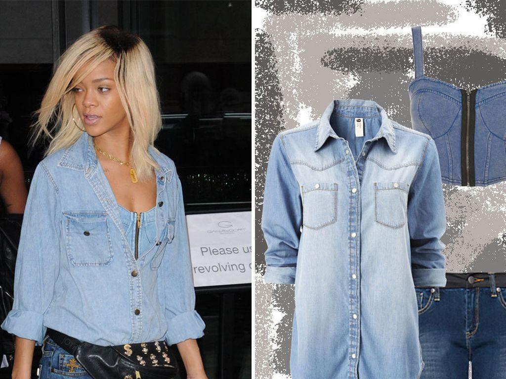 Rihanna kennenlernen