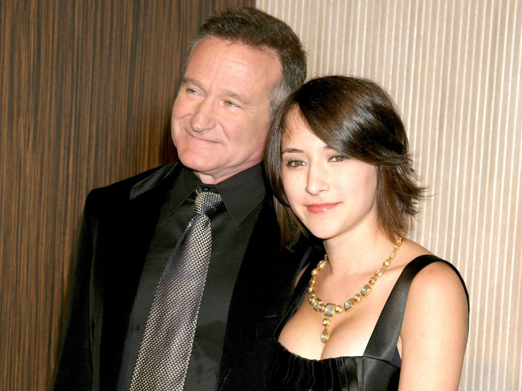 Robin und Zelda Williams