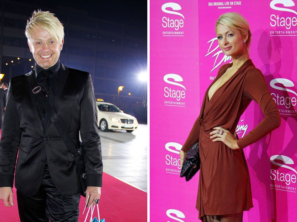 Ross Antony kein Fan von Paris Hilton