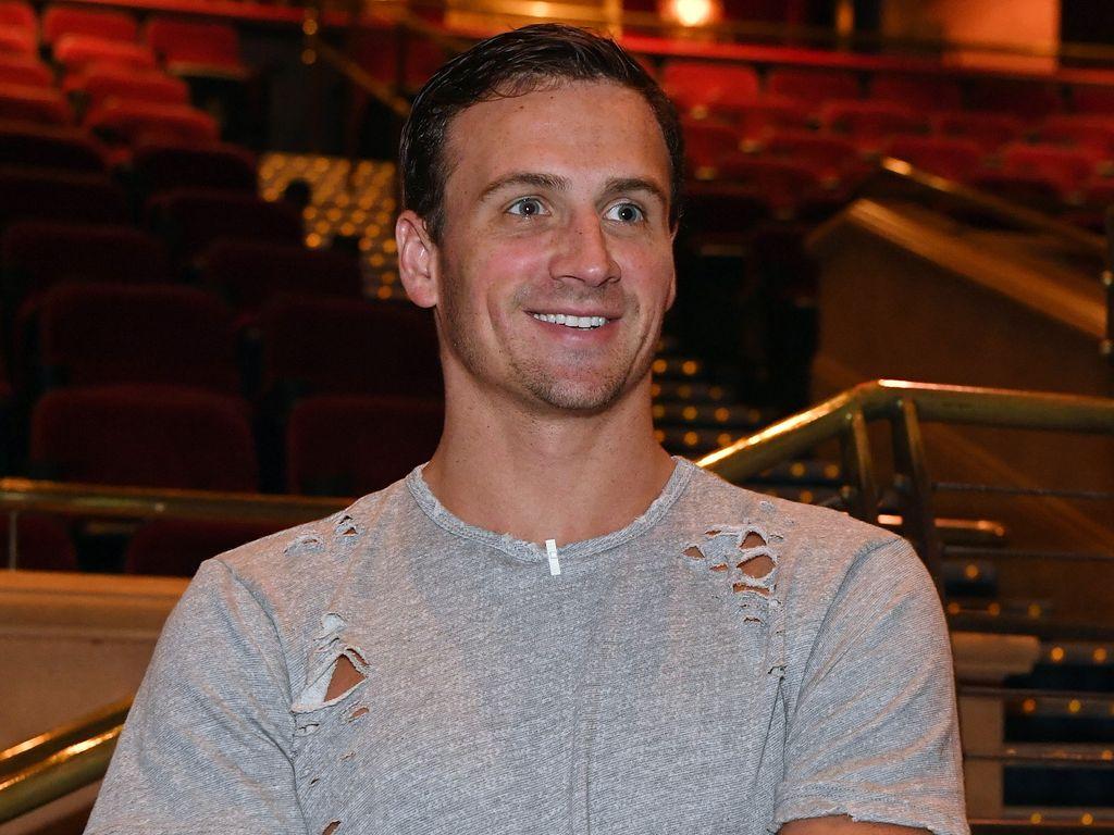 Ryan Lochte in Las Vegas