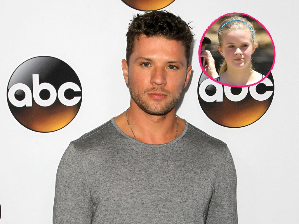 Ava Phillippe und Ryan Phillippe
