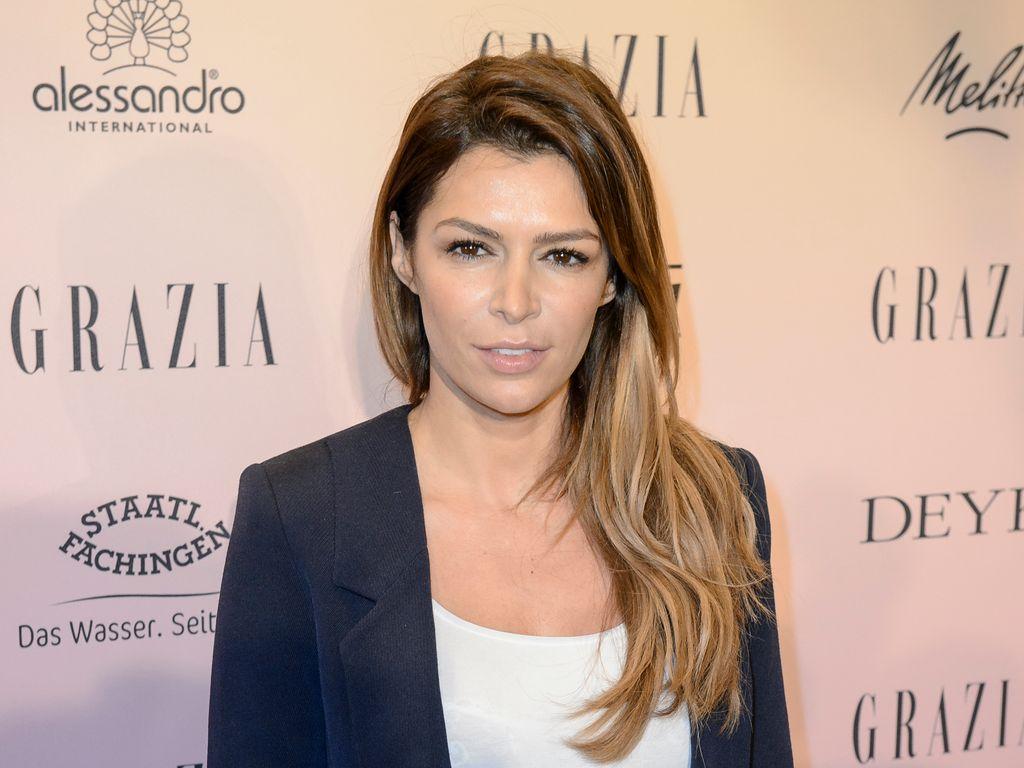 Sabia Boulahrouz während der Berlin Fashion Week