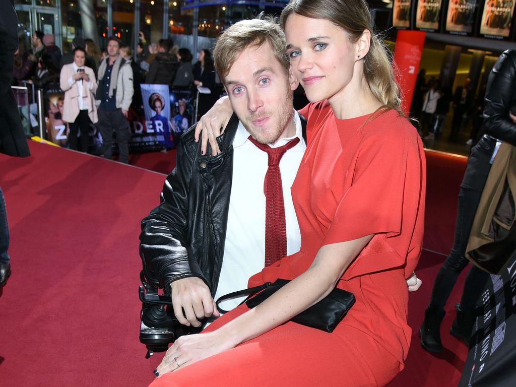 """Samuel Koch und Sarah Elena auf der Premiere von """"Zoolander 2"""""""