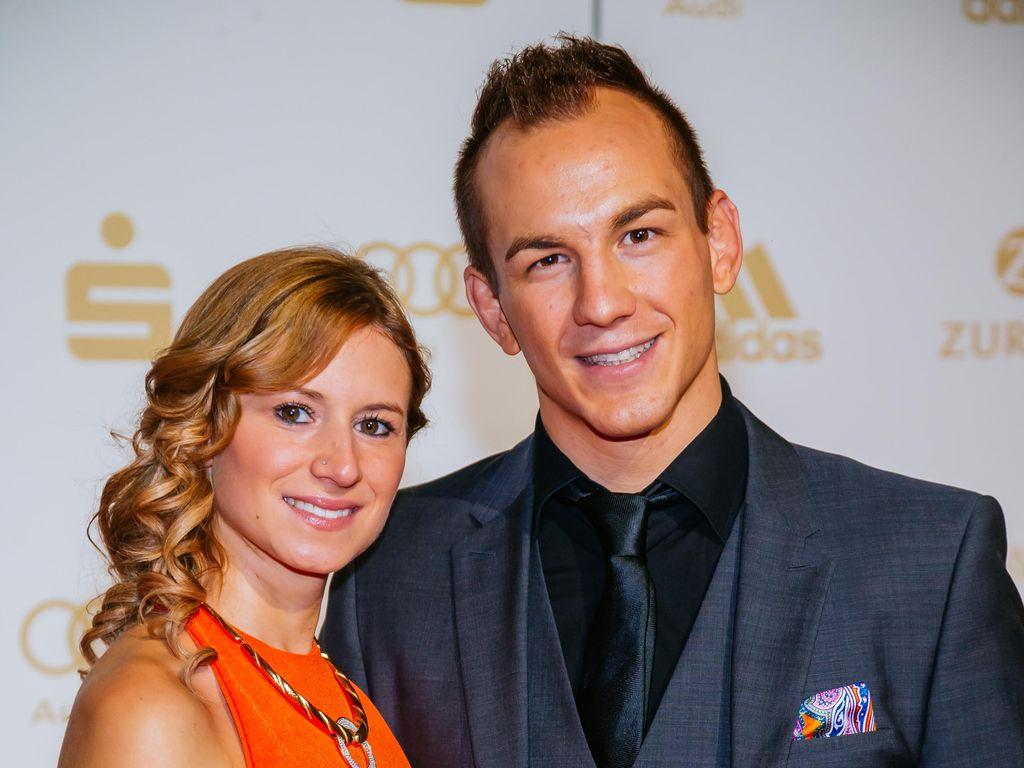 Sandra Musch und Frank Stäbler