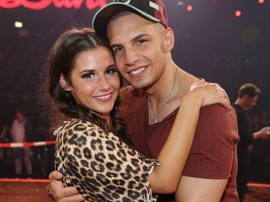 """Sarah und Pietro Lombardi beim Finale von """"Let's Dance"""" in Köln"""