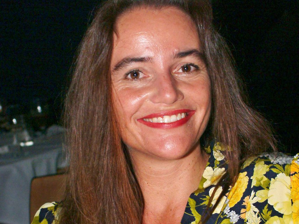 Schauspielerin Katja Bienert