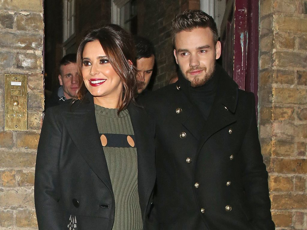 Cheryl Cole und Liam Payne in London