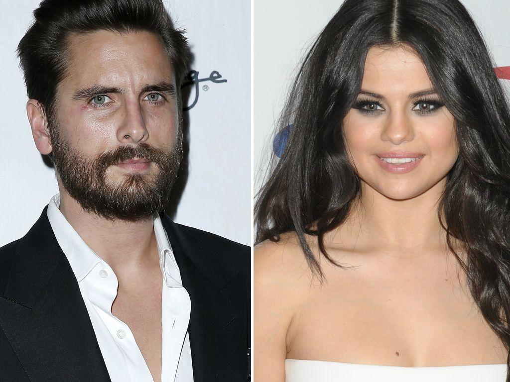Selena Gomez und Scott Disick