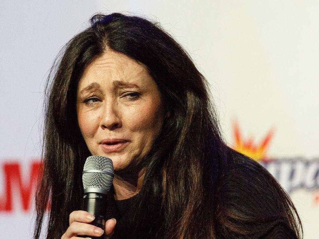 Shannen Doherty bei einem Fan-Treffen in Sydney