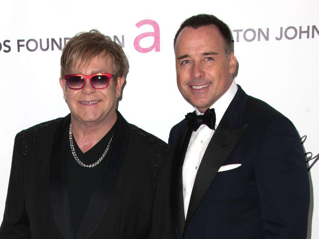 Elton John Eltern