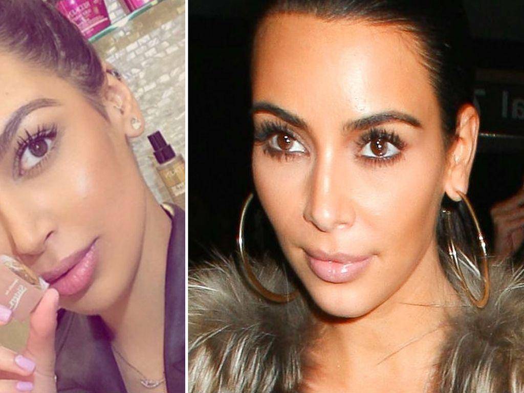 Kim Kardashian und Sonia Ali