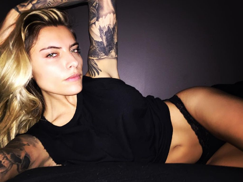 Sophia Thomalla: So lasziv kennt man sie!