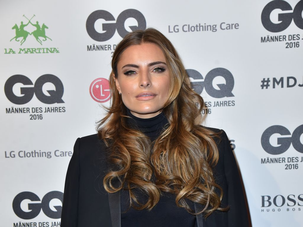 "Sophia Thomalla bei den ""GQ Awards"" 2016 in Berlin"