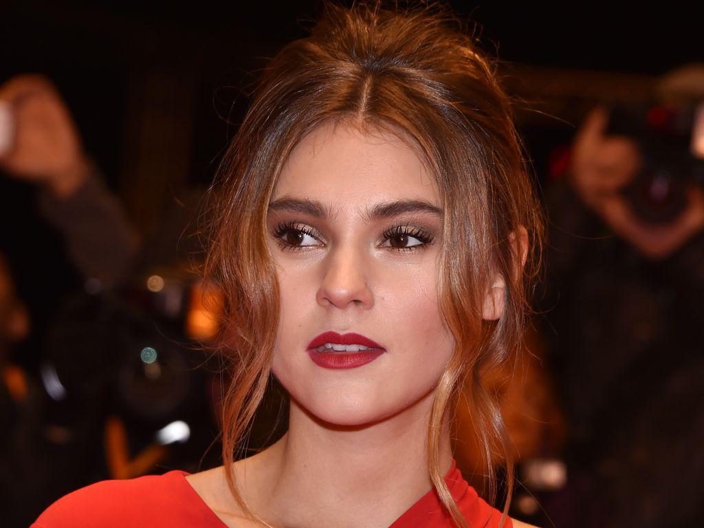 Model Stefanie Giesinger