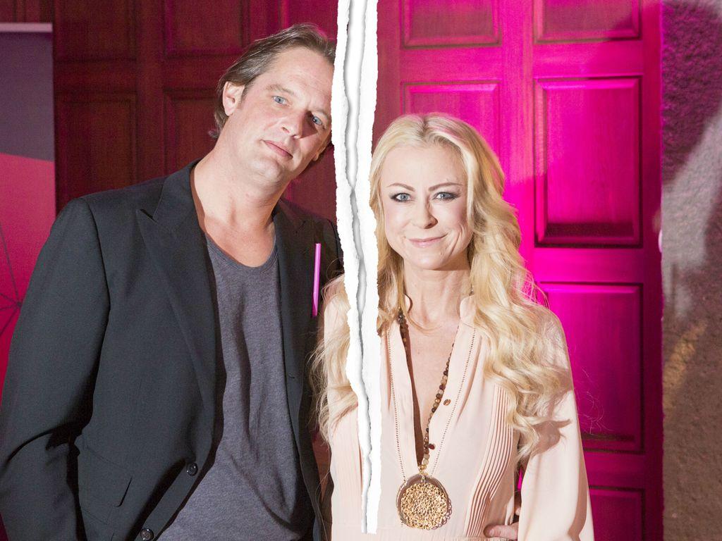Steffen van der Beeck und Jenny Elvers