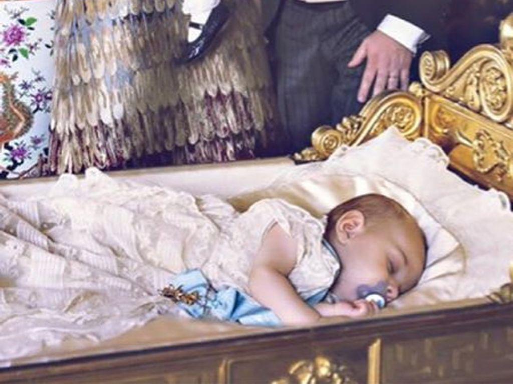 Prinzessin Leonore von Schweden, Madeleine von Schweden, Prinz Nicolas von Schweden und Chris O'Neil