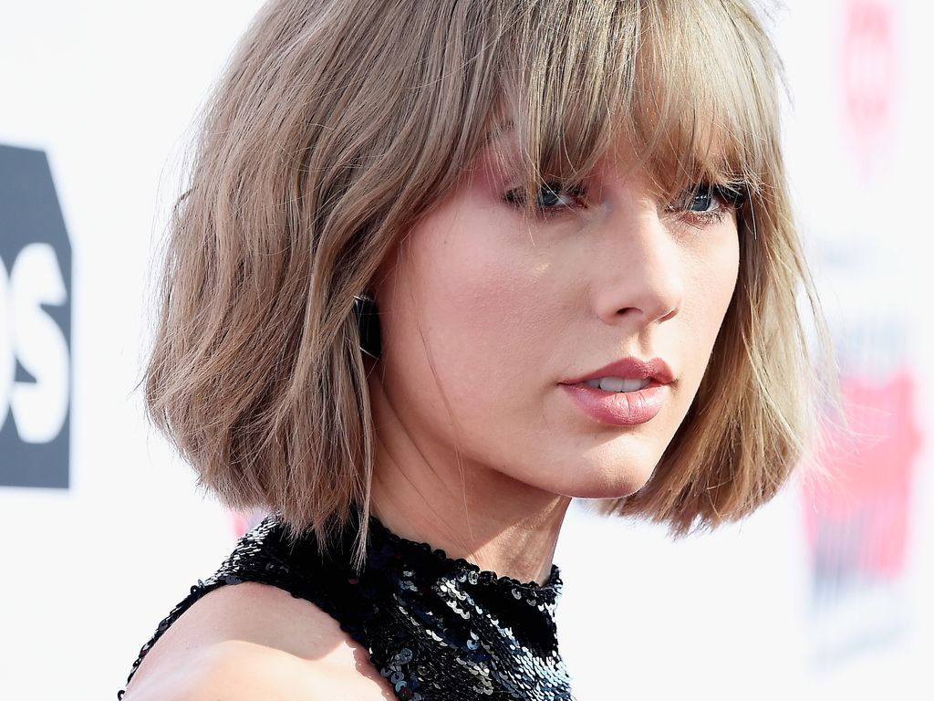 Taylor Swift bei den iHeartRadio Music Awards 2016