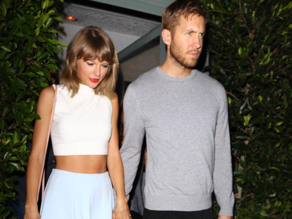 Taylor Swift und Calvin Harris