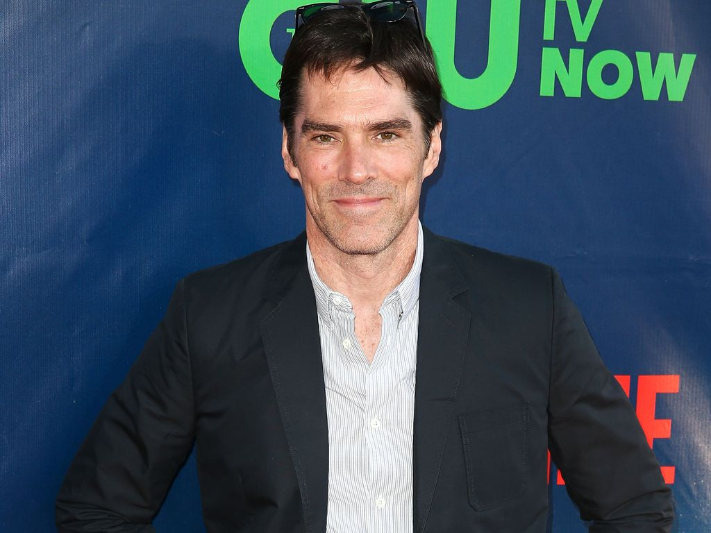 Thomas Gibson bei einer Showtime-Party 2014 in West Hollywood