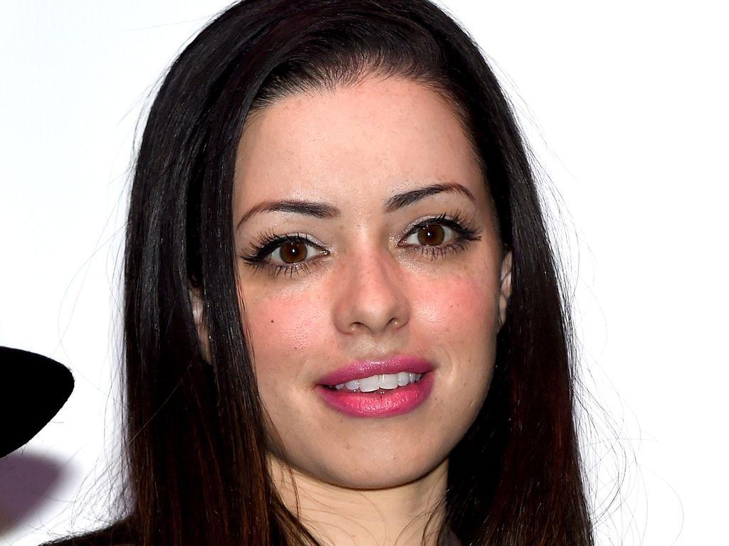 Sängerin Tina Barrett bei einer Pressekonferenz in London