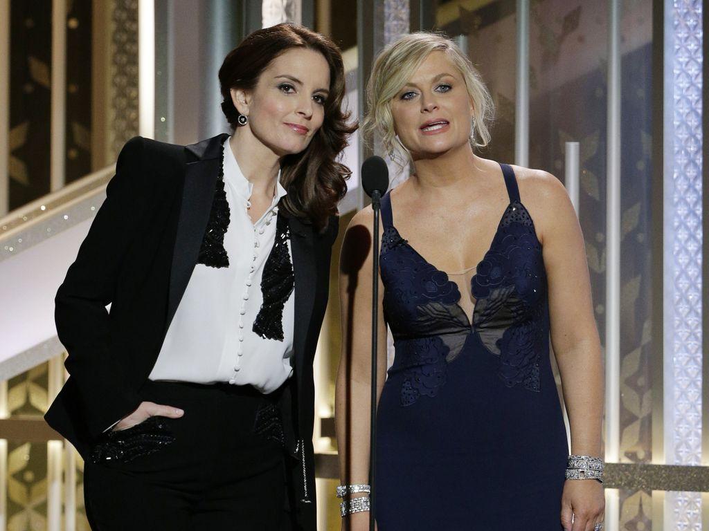 Amy Poehler und Tina Fey