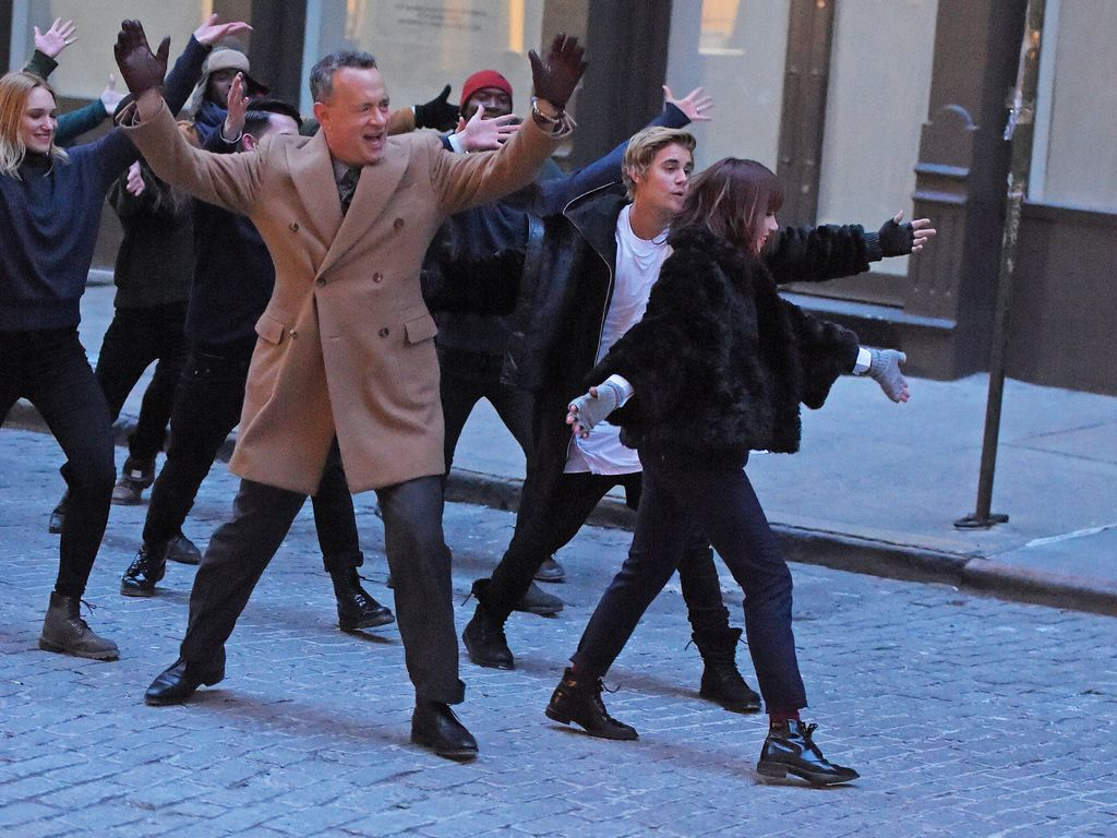 Justin Bieber, Tom Hanks und Carly Rae Jepsen