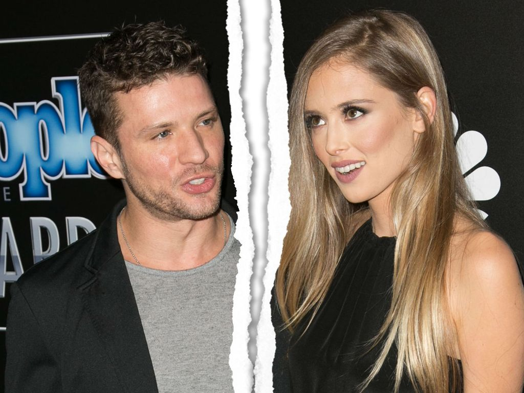 Ryan Phillippe und Paulina Slagter bei den People Magazine Awards 2014
