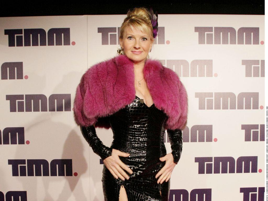Trixie Hübschmann im Jahr 2008