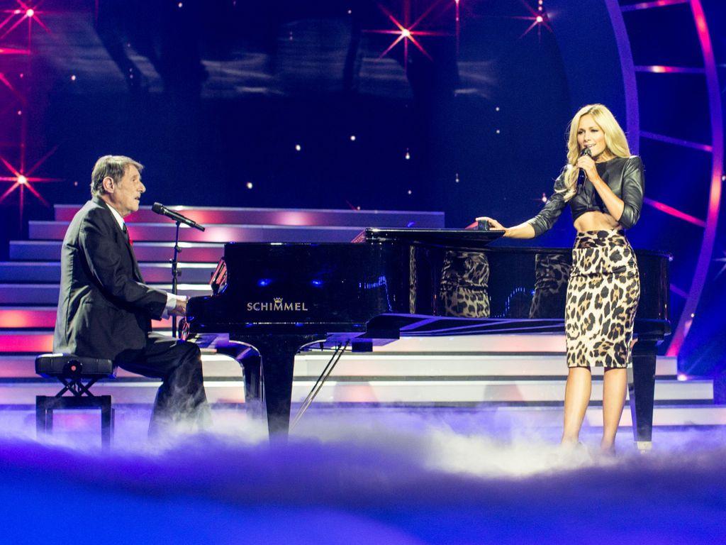 Helene Fischer und Udo Jürgens