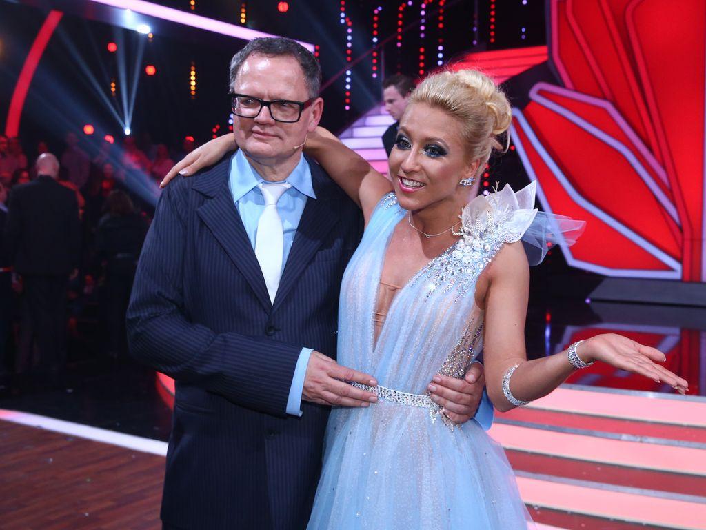 Ulli Potofski und Kathrin Menzinger