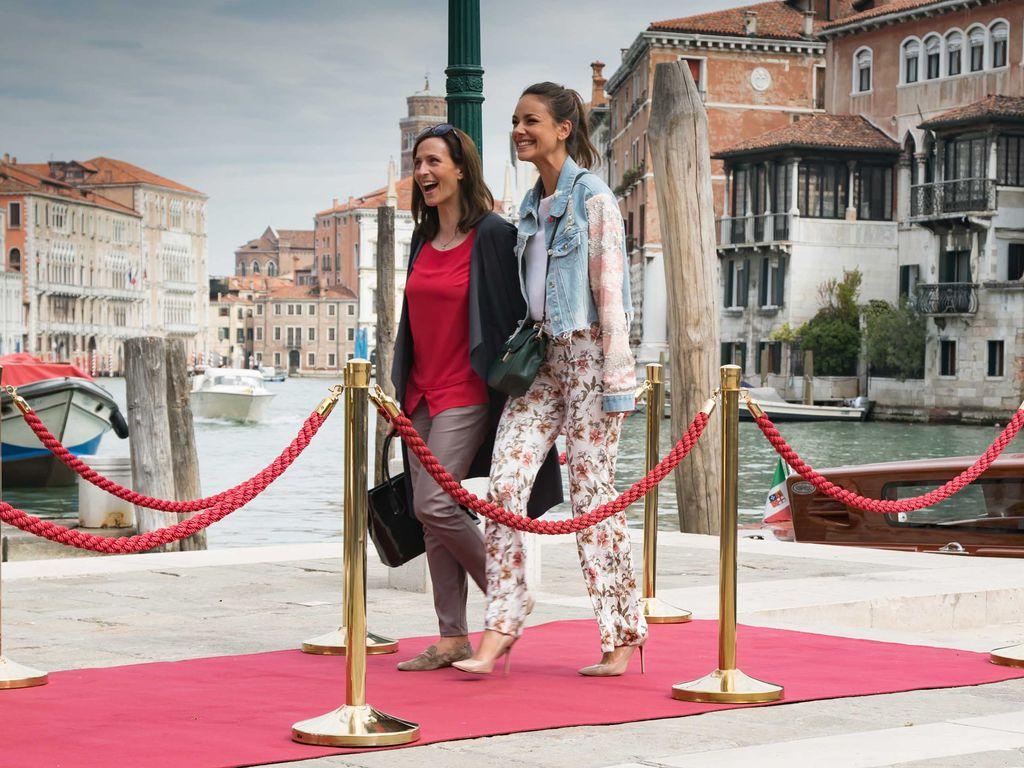 GZSZ: Zum Abschied von Janina Uhse wurde in Venedig gedreht