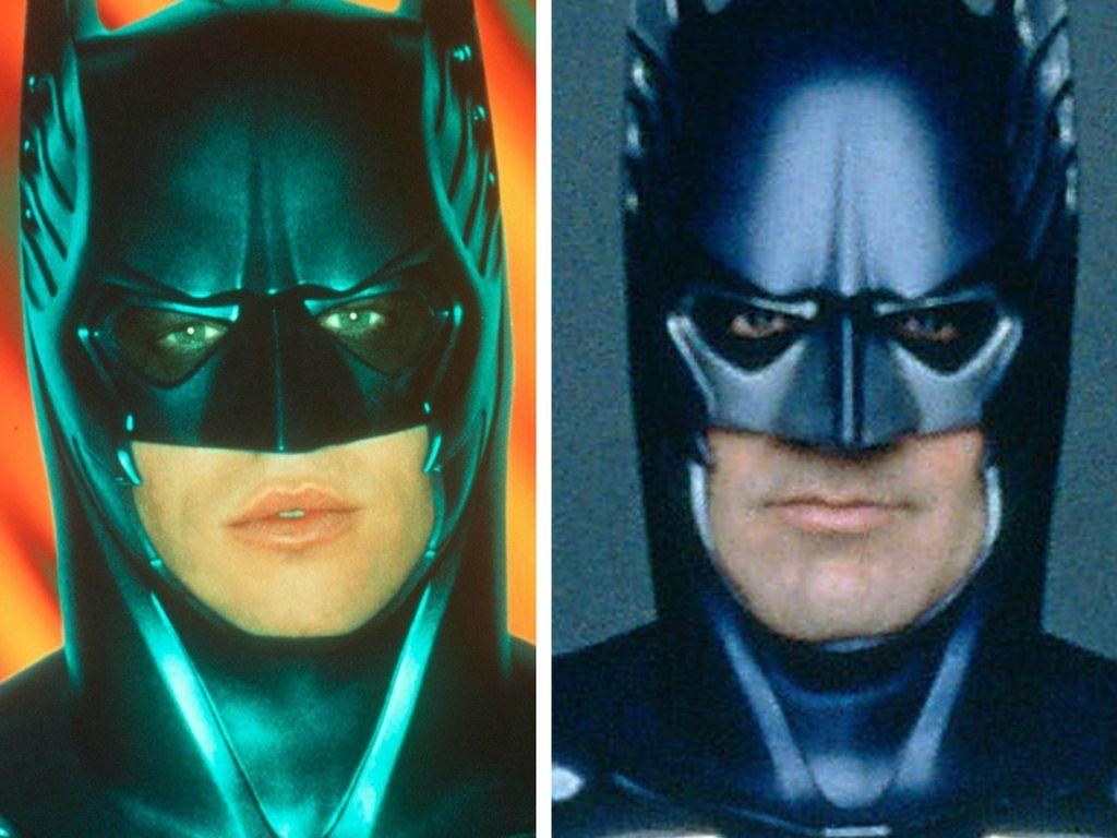 George Clooney, Batman und Val Kilmer