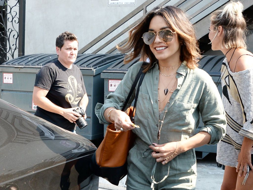 Vanessa Hudgens in West Hollywood