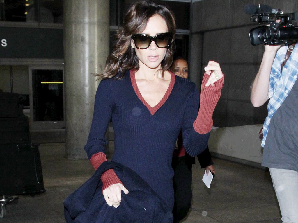 Victoria Beckham in Los Angeles