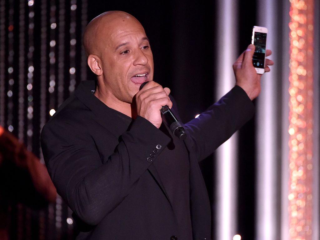 Vin Diesel bei den Hollywood Film Awards 2015
