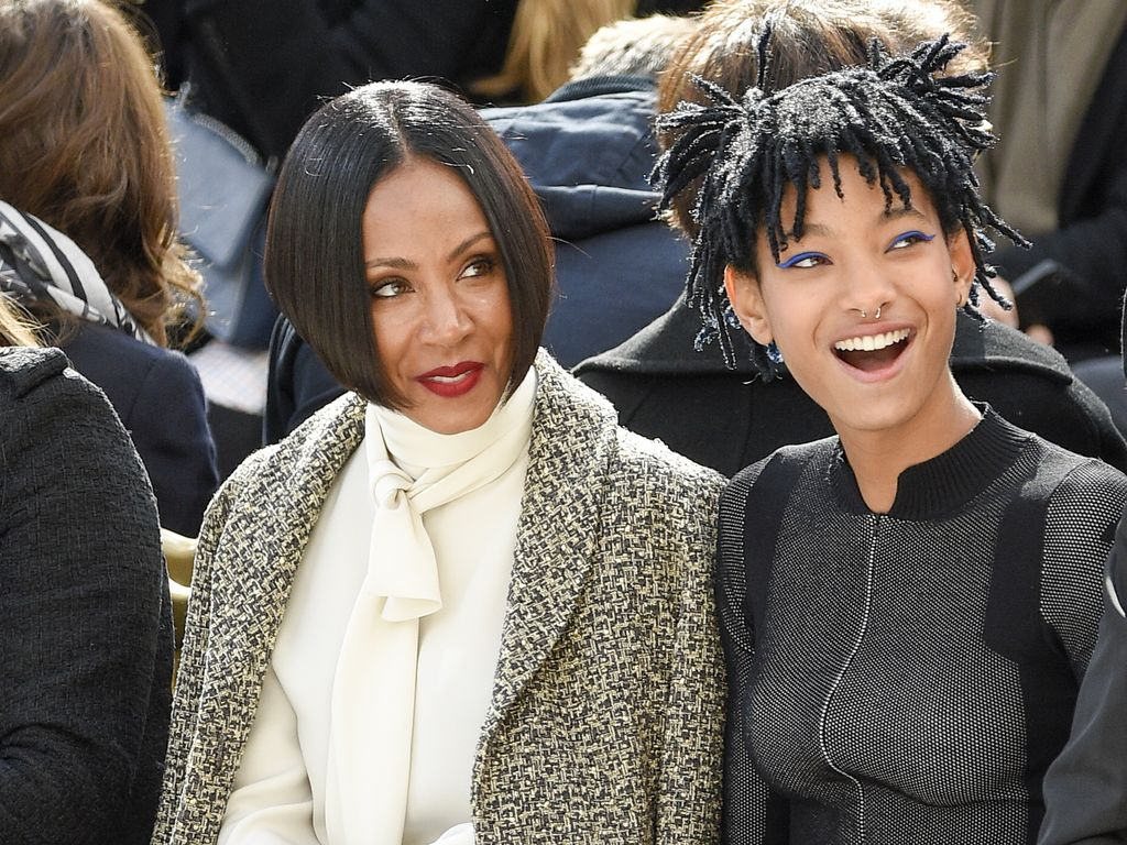 Jada Pinkett-Smith und Willow Smith