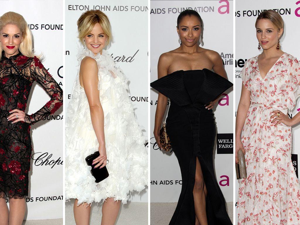 Gwen Stefani, Dianna Agron, Kat Graham und Mena Suvari