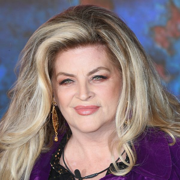 Kirstie Alley astrotheme