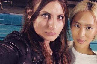 GNTM-Girls Romina und Anh