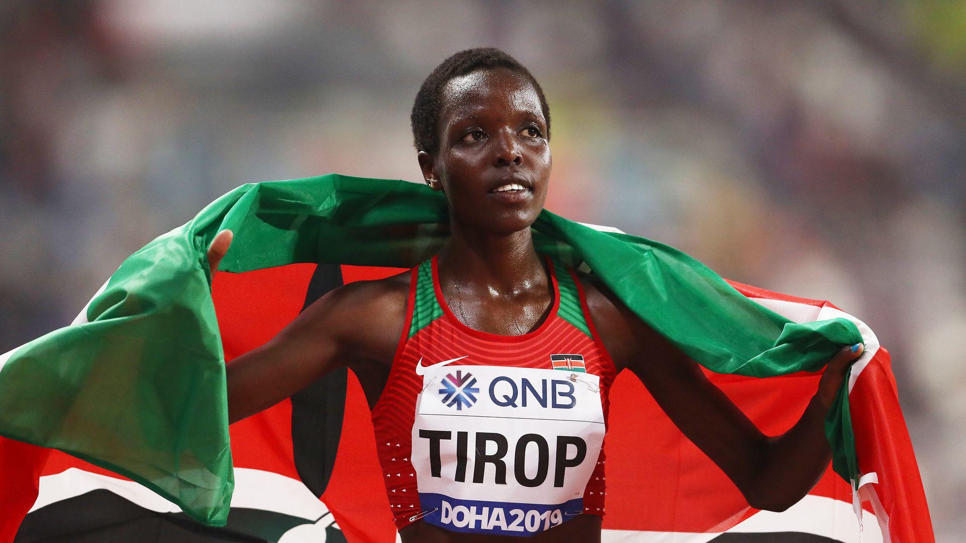 Stichwunden: Olympia-Star Agnes Tirop (25) ist verstorben